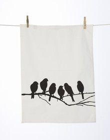 Torchon oiseaux
