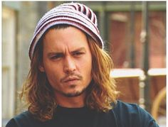 Johnny Depp and violet hair Violet Hair, Purple Hair, Tim Burton, Young And Beautiful, Beautiful Men, Beautiful People, Gorgeous Guys, Pretty People, Johnny Depp Pictures
