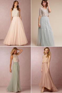 Long gone are the days of bridesmaid dresses that look like clones from every other wedding! Now dress designers are opting for stylish modern designs that your girls will want to wear again even after the festivities are over. Get ready to explore the prettiest bridesmaid dress trends for this wedding season, and click through …
