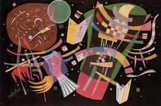 Composition n°10, par Wassily Kandinsky