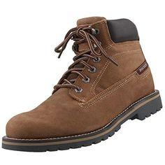 Dockers by Gerli 36ht001-204, Zapatos de Cordones Oxford Para Hombre, Marrón (Schoko), 42 EU