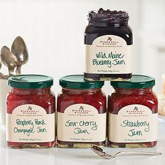 Our Favorite Jam Collection | Collections | Stonewall Kitchen - Specialty Foods, Gifts, Gift Baskets, Kitchenware and Kitchen Accessories, Tableware, Home and Garden Décor and Accessories