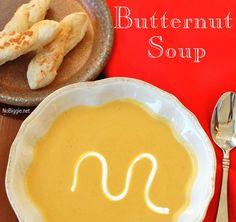 Butternut Squash Soup (recipe)