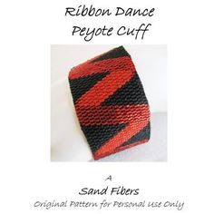Ribbon Dance is eligible for Sand Fibers 3-for- 2 Pattern Program.    Purchase any two Sand Fibers patterns and receive a third, of equal or lesser
