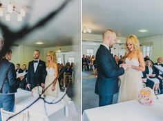 Italian Villa Poole Wedding Photographer