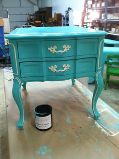 CeCe Caldwell's Paints.  I just love this color
