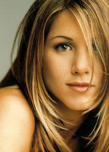 Jennifer Aniston Born: 11-Feb-1969 Birthplace: Sherman Oaks, CA  Gender: Female Race or Ethnicity: White Sexual orientation: Straight Occupation: Actor  Nationality: United States Executive summary: Rachel on Friends  After becoming enchanted by the television show Fame, she attended the New York High School of Performing Arts, graduating in 1987. In 1994 she landed the part of Rachel Green on the sitcom Friends, which ran for ten years.  Aniston grew up self-conscious about her looks. Her…