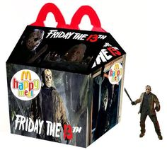Friday the 13th Happy Meal