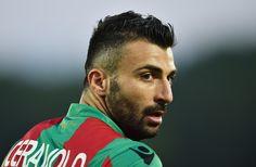 Las fotos del futbolista italiano Fabio Ceravolo desnudo