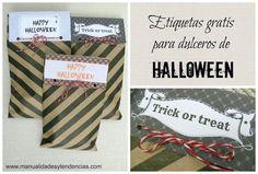 5 ideas low cost para fiesta de Halloween