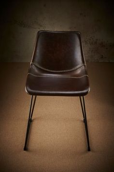 Crafted with top-grade buffalo leather and featuring baseball stitching detail, the Don chair is a contemporary classic that fits into almost any environment with ease and grace. A solid steel frame and strong moulded wood seat, the Don chair reaches SGS Level 5, Contemporary Classic, Upholstered Chairs, Steel Frame, Buffalo, Stitching, Commercial, Environment, Industrial