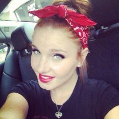 Schyler Dixon. I love her!