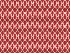 Brunschwig & Fils DIAMOND LATTICE FIGURED TEXTURE POPPY BR-89739.143 - Brunschwig & Fils - Bethpage, NY, BR-89739.143,Brunschwig & Fils,Jacquards,Red/Burgundy,Red,S,Up The Bolt,USA,Geometric,Upholstery,Yes,Brunschwig & Fils,No,DIAMOND LATTICE FIGURED TEXTURE POPPY