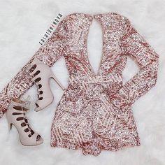 Love this Fashion Nova romper!
