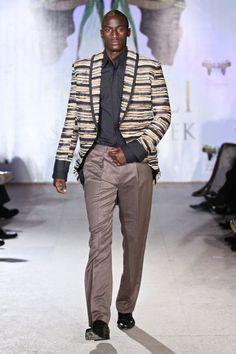Nadir Tati   Swahili Fashion Week