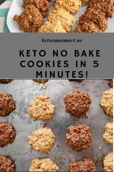Creamy, fudgey and crunchy are just a few words to describe these amazing keto no bake cookies. A perfect way to satisfy your sweet tooth and get in some valuable macronutrients. For More Information Please Visit The   Website.