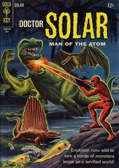 Doctor Solar, Man of the Atom 13