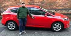 """""""I've got to say it was the most pleasurable experience in buying a second hand car ever no pressure no pushy sales patter just an honest easy guy to deal with, thankyou Will."""" - Kevin many thanks for your business! Enjoy your FREE Road Tax Ford Focus 😀 Nottingham, Ford Focus, Electric Cars, Two Hands, Used Cars, Cars For Sale, Derby, Guys"""