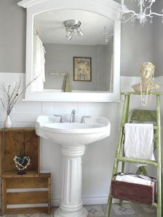 #HomeandGarden simple diy decorations for bathroom