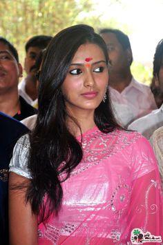 Pallavi Subhash at Om Movie Launch