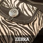 Zebra animal print stylish look from Grace Adele - launches August 1st - email me at DrGreeley@gmail.com to get yours