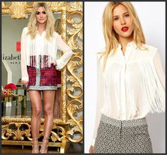 Steal Ashlee Simpson's look for just $47!
