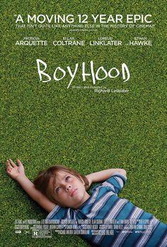 我們都是這樣長大的 (Boyhood) 165min/2014