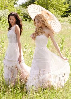Bridesmaids and Special Occasion Dresses by Jim Hjelm Occasions - Style jh5557 and jh5558