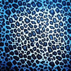 fondo de leopardo azul - Buscar con Google