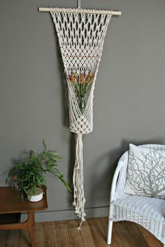 The Knot Studio | Embrace Plant Hanger