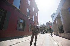 36 Flat Iron, Distillery, Wander, Toronto, Street View, Engagement, Hair Iron, Engagements, Iron Board