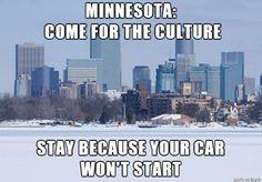 Minnesota culture                                                                                                                                                     More