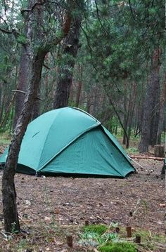 How to remove mold and mildew from your tent.