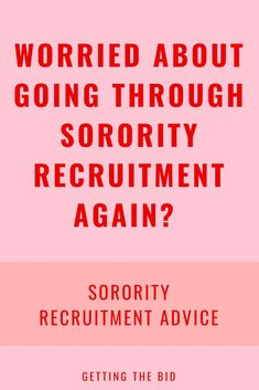 Sorority Recruitment Tips: Going through sorority recruitment for a second time can be stressful. You might be worried about getting judged or embarrassed. However, you should do it! You could find a place where you can feel at home. You can grow. Click the image to read more. Sorority Rush Week, Sorority Rush Outfits, Sorority Recruitment Outfits, Sorority Canvas, Sorority Paddles, Sorority Crafts, Frat Party Themes, Frat Parties, College Games