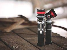 Barebones Living - Trailblazer Flashlight - 500 lumens of powerful, rechargeable light.