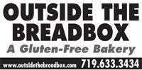 Outside the Breadbox - 100% gluten free bakery in Colorado Springs, CO