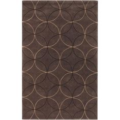 Artistic Weavers Meredith Brown 5 ft. x 8 ft. Area Rug-MERE-8868 at The Home Depot