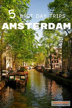 5 perfect day trips within easy reach of Amsterdam. Practical tips for exploring the Netherlands. | Blog by Travel Dudes: Community for Travelers, by Travelers!