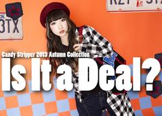 Candy Stripper 2013 Autumn Collection Is It a Deal?