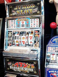 Slot machine anni 60