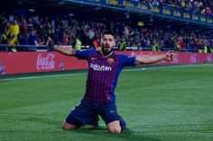 Villarreal CF v FC Barcelona - La Liga Villarreal Cf, Messi Goal Video, Fc Barcelona, Messi Goals, Editorial News, Stock Photos, Celebrities, Pictures, High Resolution Picture