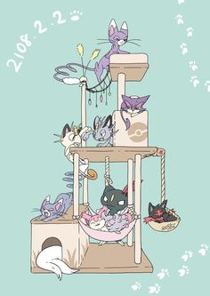 Cat Pokemon, Pokemon Memes, Pokemon Fan Art, Pokemon Sun, Pokemon Fusion, Pikachu, Chibi, Powerful Pokemon, Cute Pokemon Pictures