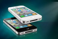 iPhone 4 8GB or 16GB - 2 Colours!