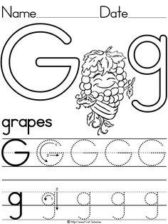 writing uppercase letter g teaching letter g worksheets letter g alphabet phonics. Black Bedroom Furniture Sets. Home Design Ideas
