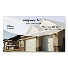 New House Construction Business Card. This is a fully customizable business card and available on several paper types for your needs. You can upload your own image or use the image as is. Just click this template to get started!