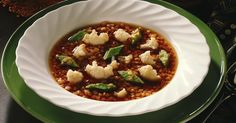 The best Red lentil soup with green egg and cauliflower recipe you will ever find. Welcome to RecipesPlus, your premier destination for delicious and dreamy food inspiration. Cauliflower Curry, Cauliflower Recipes, Red Lentil Soup, Lentil Recipes, Green Eggs, Chana Masala, Lentils, Food Inspiration, Tasty