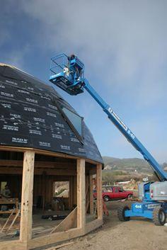 Dome in Malibu, California