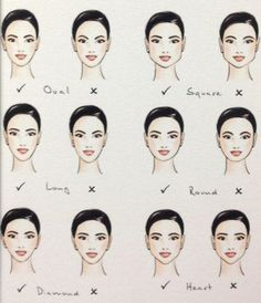 Flattering eyebrow shapes for Asian girls