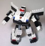 Transformers Prowl (with LDD instructions): A LEGO® creation