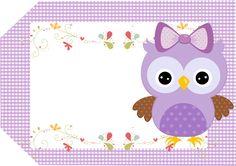 free-printable-purple-owls-kit-013.png (830×587)